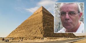 Misteri Pembangunan Piramida Mesir Dipecahkan Mantan Tukang Pos