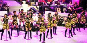Nabilah Ingin JKT48 Tampil di Festival Metal Hammersonic