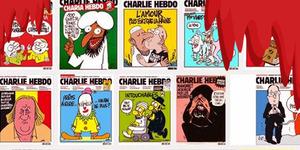 Charlie Hebdo Pajang Cover Kartun Nabi Muhammad, Bisa Diserang Lagi