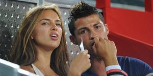 Penyebab Cristiano Ronaldo-Irina Shayk Putus