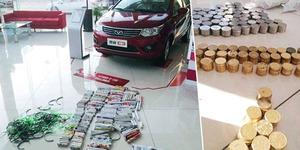 Pria Tiongkok Beli Mobil Rp 103 Juta Pakai Uang Koin