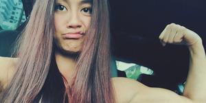 Rajin Bentuk Otot Seksi, Agnes Monica Diprotes Fans
