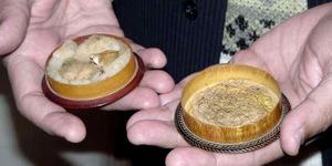 Rambut Nabi Muhammad Dipamerkan di Museum Rusia