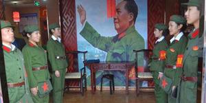Restoran 'Tentara Merah' Tawarkan Sensasi Sejarah Kelam Tiongkok