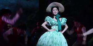Seohyun SNSD Tampil Cantik Jadi Scarlett O'Hara di Gone With The Wind