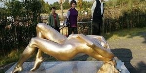 Taiwan Bikin Taman Seks 'Romantic Boulevard'