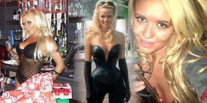 Terobsesi Pamela Anderson, Payudara Fans Berat Meledak