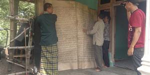 Terungkap Misteri Al Quran Raksasa di Sidoarjo