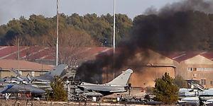 Video Pesawat F-16 Yunani Meledak di Spanyol, 10 Orang Tewas
