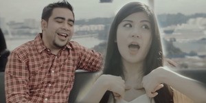 Video Klip Wina Natalia Bahagia Itu Sederhana ft Abdul & The Coffee Theory