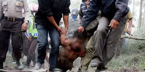 2 Pemuda Nyuri Motor di Masjid Buat Beli Rokok