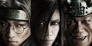 3 Karakter Baru Naruto Live Spectacle: Orochimaru, Jiraiya, Kabuto