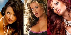 6 Pegulat Wanita yang Jadi Model Playboy