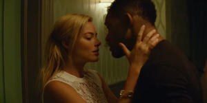 Adegan Ranjang Will Smith-Margot Robbie di Trailer Focus