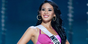 Alasan Elvira Devinamira Pakai Bikini di Miss Universe 2015
