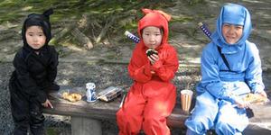 Antusiasme Warga Jepang Sambut Hari Ninja Nasional