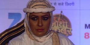 Ashwini Kalsekar, Si Maham Anga di Jodha Akbar