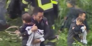 Balita Selamat dari Insiden Kecelakaan Pesawat TransAsia Taiwan