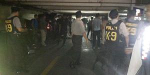 Bom Meledak di ITC Depok, Tim Gegana Siaga