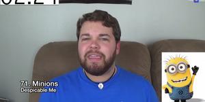Brian Hull Mampu Meniru 100 Suara Kurang dari 4 Menit