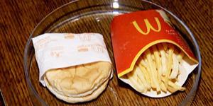 Burger McDonald's Disimpan 6 Tahun Masih Seperti Baru Dimasak