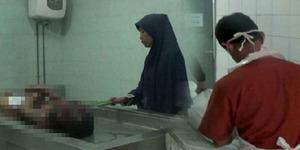 Begal Tangerang yang Dibakar Ternyata Remaja Masjid