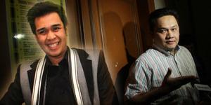 Farhat Abbas Berdoa untuk Kesembuhan Olga Syahputra