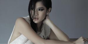Foto Dian Sastro Cantik Mempesona di Majalah Elle