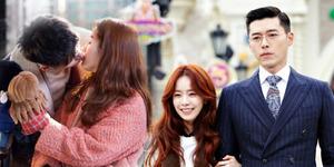 Hyun Bin-Han Ji Min Ciuman Mesra di Hyde, Jekyll, Me
