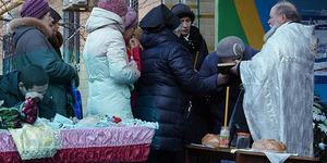 Ibu di Rusia Tewas Lindungi Bayinya Dari Serangan Rudal