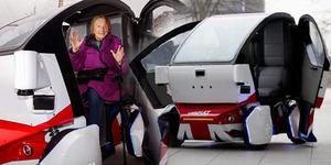 Inggris Uji Coba Mobil Otomatis Tanpa Sopir