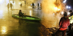 Insiden Banjir Air Panas di Swedia Tewaskan Warga