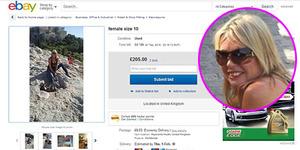 Janda Jual Diri di Ebay Agar Dinikahi Pria Yunani