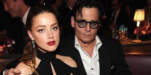 Johnny Depp-Amber Heard Menikah 7 Februari 2015