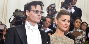 Johnny Depp-Amber Heard Resmi Menikah
