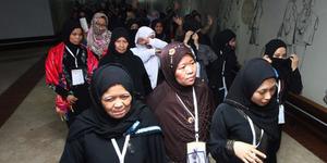 Jokowi Hentikan Kirim TKI, Giliran Arab Saudi Gigit Jari