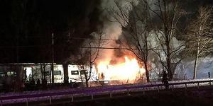Kecelakaan Maut Kereta Api VS Jeep di Amerika Tewaskan 7 Orang