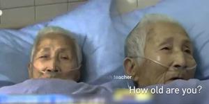 Kena Stroke, Nenek di Tiongkok Mendadak Fasih Bahasa Inggris