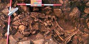 Kerangka Pasangan Berpelukan Usia 5.800 Tahun Ditemukan di Yunani