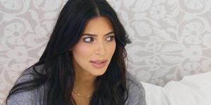 Kim Kardashian Sering Ngompol di Celana