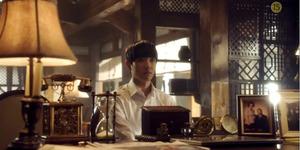 Adegan Ciuman Lee Joon di Drama I Heard a Rumor