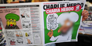 Majalah Charlie Hebdo Terbitkan Edisi Baru Februari 2015