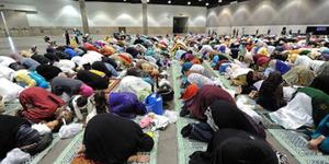 Masjid Khusus Perempuan Dibuka di Los Angeles, Amerika