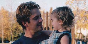 Meadow Walker Unggah Foto Digendong Paul Walker Waktu Kecil