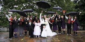 Paket Pernikahan Istimewa, Bebas Hujan Bayar Rp 1,9 Miliar