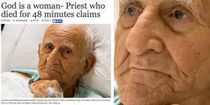 Pernah Mati, Pastor Katolik Klaim Tuhan Sebagai Wanita