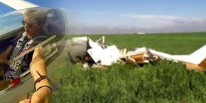 Pesawat Jatuh Gara-Gara Pilot Selfie, 2 Tewas