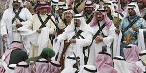 Pria Saudi Ditangkap Karena Joget di Pesta Ultah