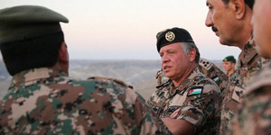 Raja Abdullah II Sahabat Prabowo Pimpin Serangan Gempur ISIS