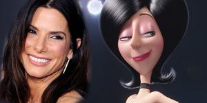 Sandra Bullock Jadi Scarlet Overkill Majikan Minions